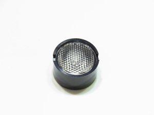 画像1: パワーLED専用 集光レンズ[20mm-複眼-60度]