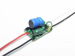 画像1: 1WパワーLED専用(1W×6〜14直列用)昇圧定電流ドライバー