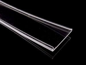 画像2: 照明用ヒートシンク用透明カバー(30cm)